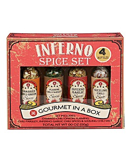 Vintage Inferno Spice Box Set