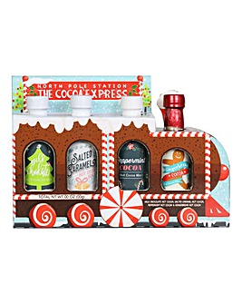 Hot Chocolate Train 4 Pack