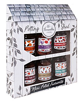 Brambles Potting Shed Gift Set