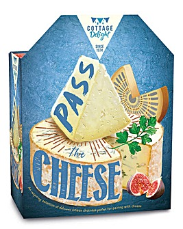 Cottage Delight Pass the Cheese Gift Box
