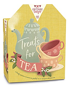 Cottage Delight Treats for Tea Gift Box