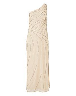 Joanna Hope One Shoulder Maxi Dress
