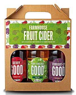 Set 3 Farmhouse Fruit Ciders