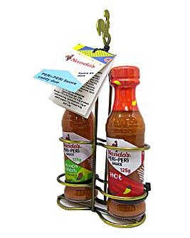 Nandos Duo Sauce Caddy