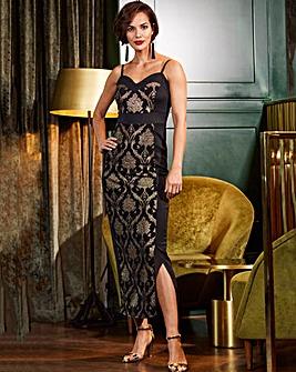 Joanna Hope Strappy Maxi Dress