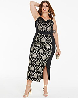 Joanna Hope Strappy Maxi Dress