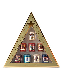 Starlytes Christmas Tree Votive Set