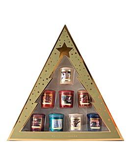 Starlytes Christmas Tree Votive Set