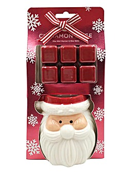 Starlytes Novelty Santa Wax Burner