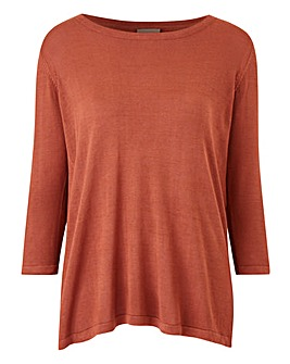 Vero Moda Tangle Cedarwood Jumper