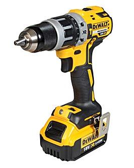 DeWALT Brushless Combi Drill 18V