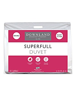 Superfull 4.5 Tog Summer Duvet