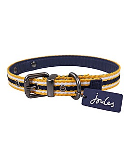 Joules Coastal Collection Dog Collar