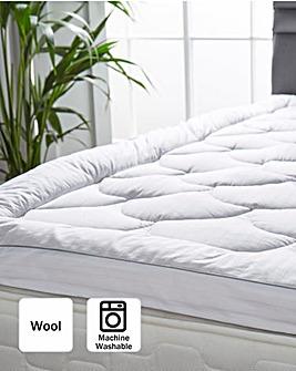 Australian Wool Mattress Enhancer