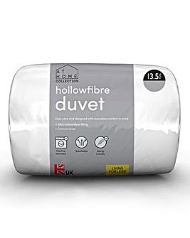 Hollowfibre 13.5 Tog Duvet