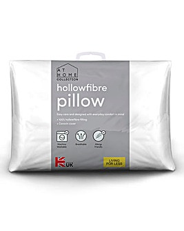 Hollowfibre Pillow 2 Pack