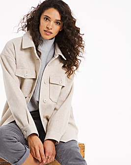 Neutral Relaxed Shacket