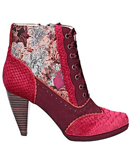 Ruby Shoo Peri Pointed Toe Ankle Boot