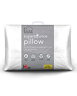 Superbounce Pillow 2 Pack
