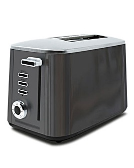 Drew&Cole Charcoal 2 Slice Toaster