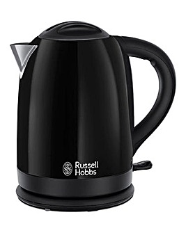 Russell Hobbs Dorchester Black Kettle