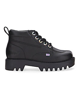 Kickers Kizzie Hi Lace Up Boots