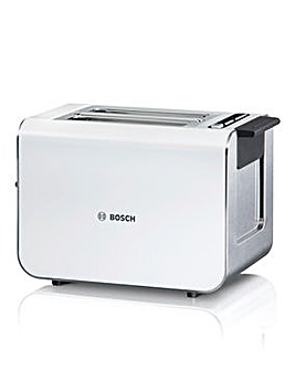 BOSCH Styline 2-Slice White Toaster