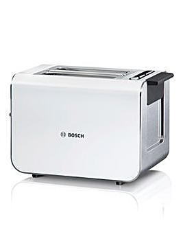 BOSCH Styline 2-Slice White Toaster