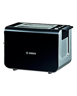 BOSCH Styline 2 Slice Black Toaster