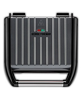 George Foreman 25041 5 Portion Grey Grill