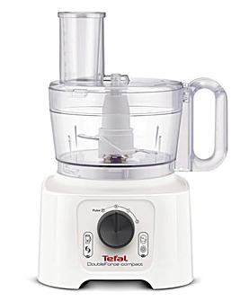 Tefal DO542140 DoubleForce Compact Food Processor