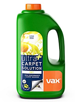 Vax 1.5 Litre Ultra+ Pet Solution