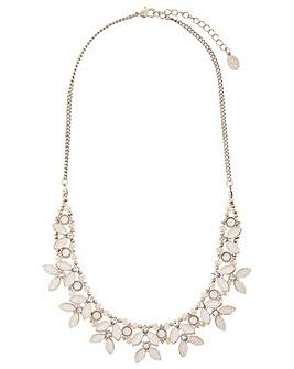 Accessorize Poppy Petal Collar Necklace