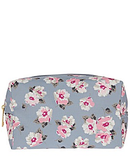 Accessorize Floral Nylon Washbag