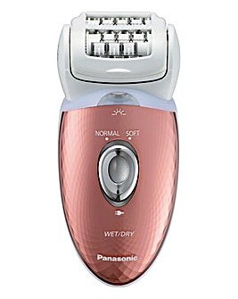 Panasonic 6 in 1 Wet & Dry Epilator Set