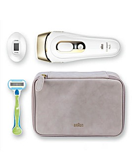 Braun 5124 IPL Precision Removal System and Beauty Pouch