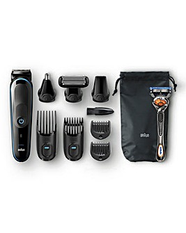 Braun 9-in-1 All-in-one trimmer MGK5080