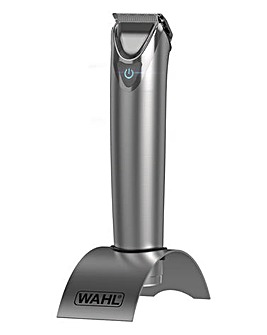 WAHL Lithium Intelligence Stainless Steel Trimmer Set
