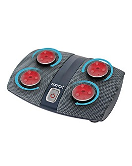 HoMedics Dual Shiatsu Heated Foot Massager