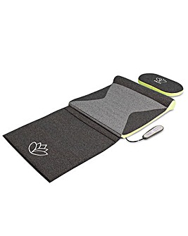 HoMedics Stretch XS Yoga and Massage Mat