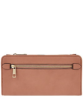 Accessorize Rose Slimline Wallet