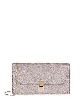 Accessorize Charlotte Sparkle Clutch Bag