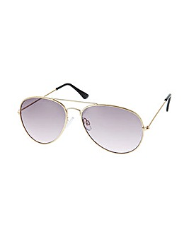 Accessorize Laila  Aviator Sunglasses