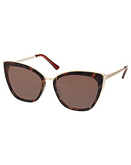 Accessorize Marie Cateye Sunglasses
