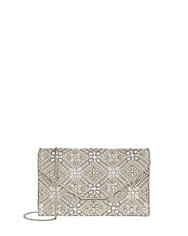 Accessorize Palermo Embellished Envelope