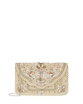 Accessorize Parma Embellished Envelope