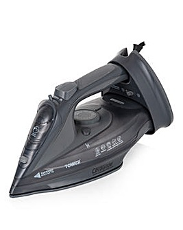 Tower T22008G 2400W Corded and Cordless Turbo Steam Iron