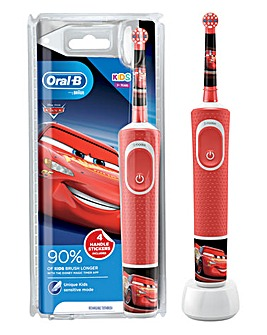 Oral B Stages Kids Disney Cars Electric Toothbrush