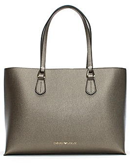 Emporio Armani Borsa Textured Shopper