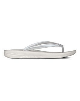 Fitflop Iqushion Toe Post Flip Flops Standard D Fit